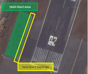 Holding Area Runway 02