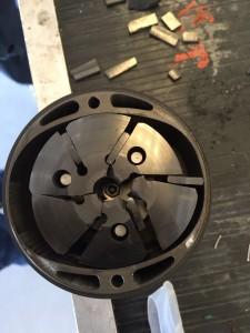 Broken Vacuum Pump